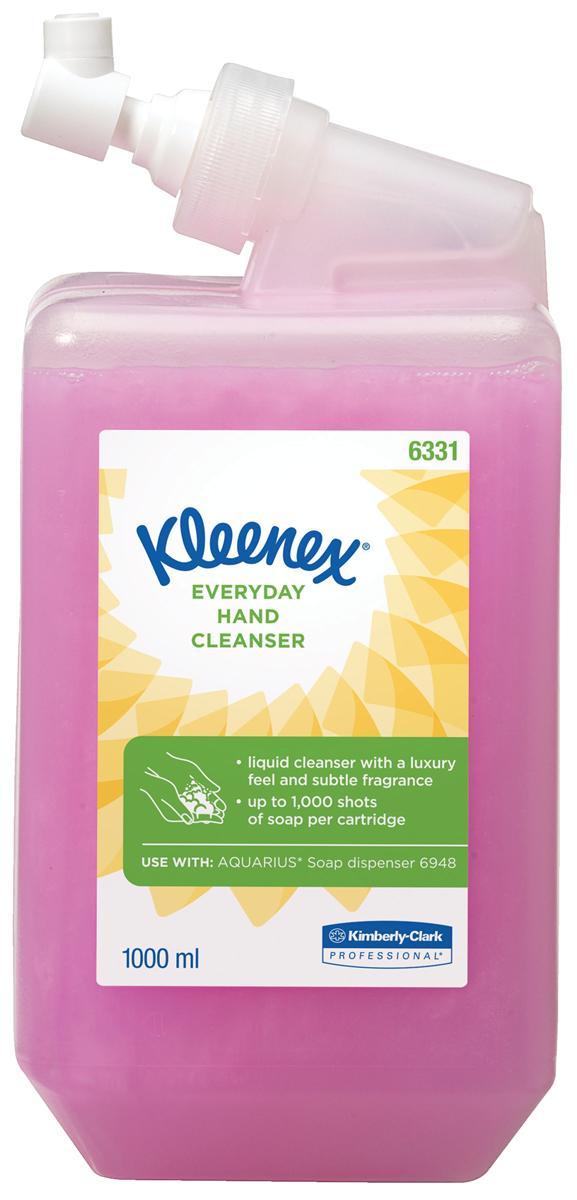 Kleenex Kimcare Everyday General-use Hand Cleanser Dispenser Refill 1000ml Ref 6331