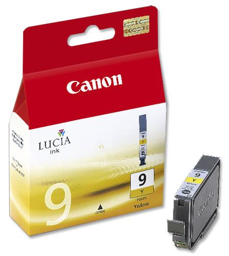 Canon PGI-9Y Inkjet Cartridge Yellow Ref 1037B001