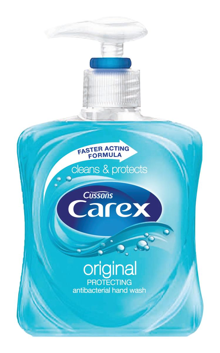 Carex Liquid Soap Hand Wash 500ml Ref 347899