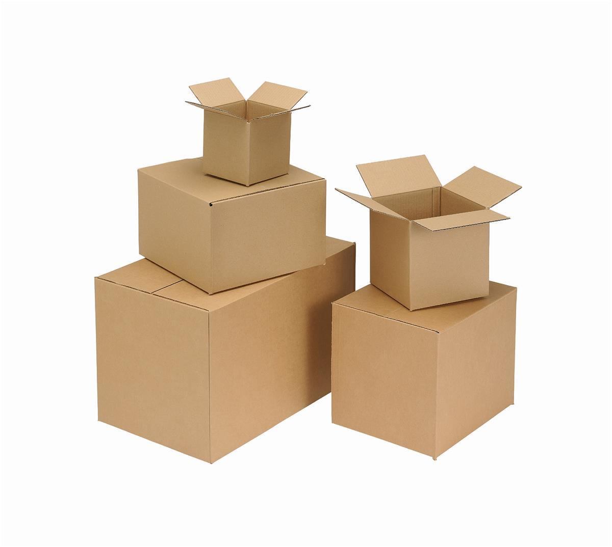 Packing Carton Double Wall Strong Flat Packed 711x711x406mm [Pack 15]