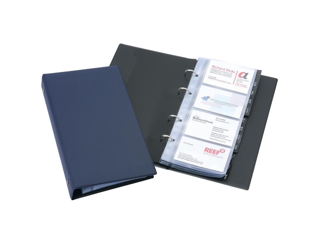 Books, Pads & Albums | Business Card Books | Millway Stationery