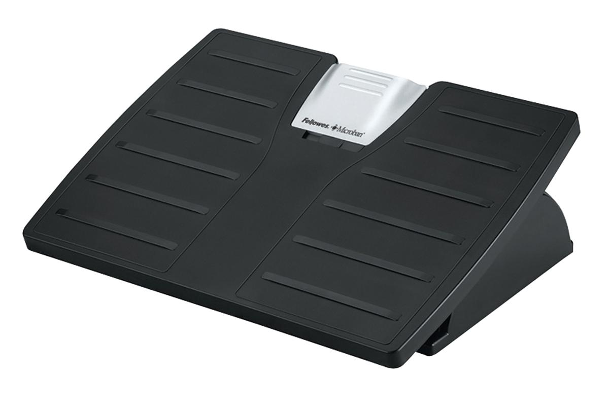 Fellowes Office Suites Footrest Adjustable with Microban Technology W445xH333mm Ref 8035001