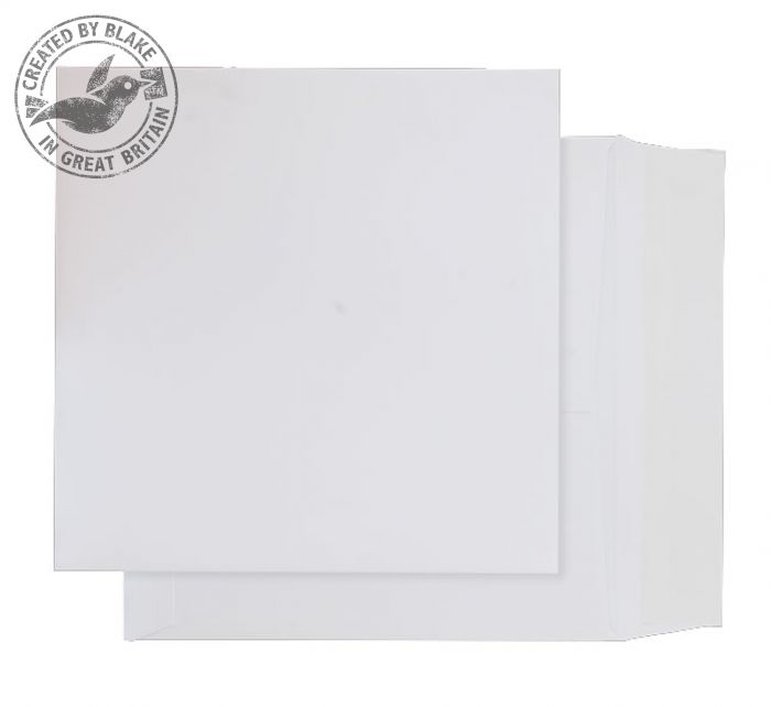 Purely Packaging Envelope Card P&S 210gsm 220x220mm White Ref OP720 [Pack 250] *3 to 5 Day Leadtime*
