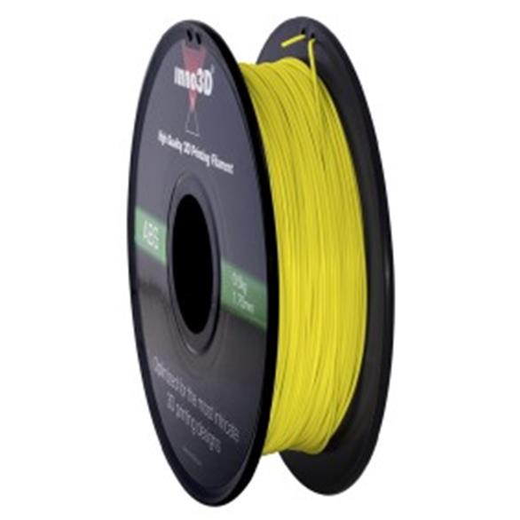 Inno3D ABS Filament for 3D Printer 1.75x200mm 0.5kg Yellow Ref 3DPFA175YE05