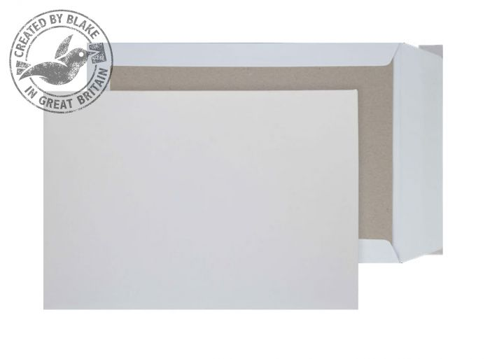 Purely Packaging Envelope Board Backed P&S 120gsm C5 White Ref 5111 [Pack 125] *3 to 5 Day Leadtime*