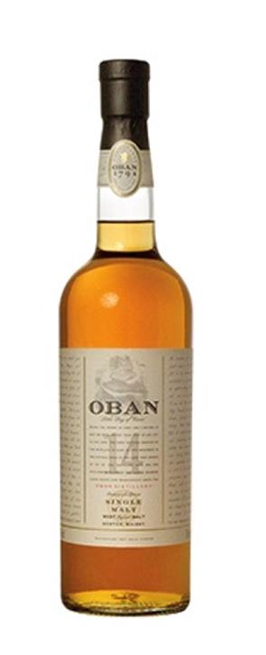 Oban 14 Year Old Malt Whisky 70cl Ref 10538 [Pack 6] *Up To 10 Day Leadtime*