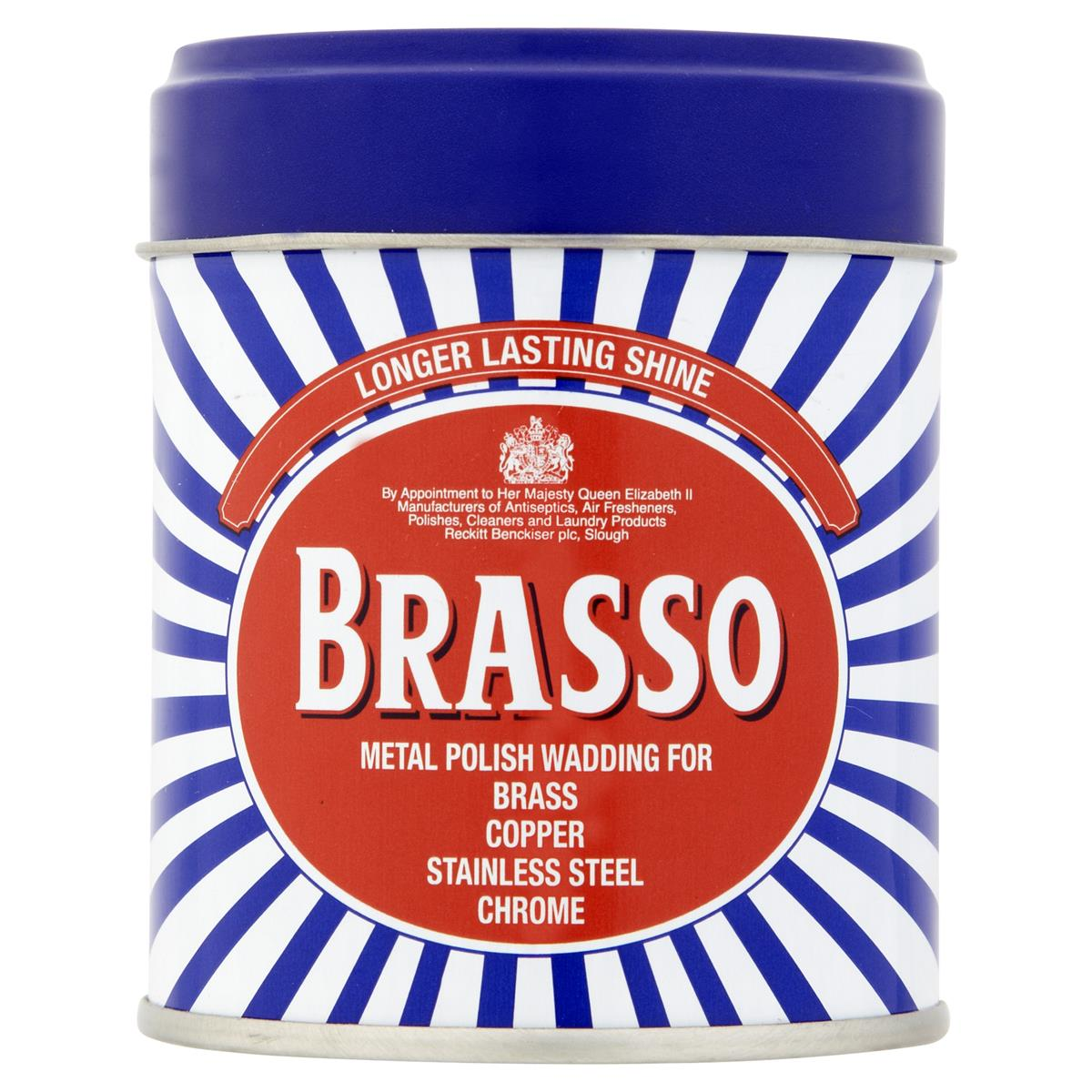 Brasso Metal Polish Wadding 75g Ref 125758