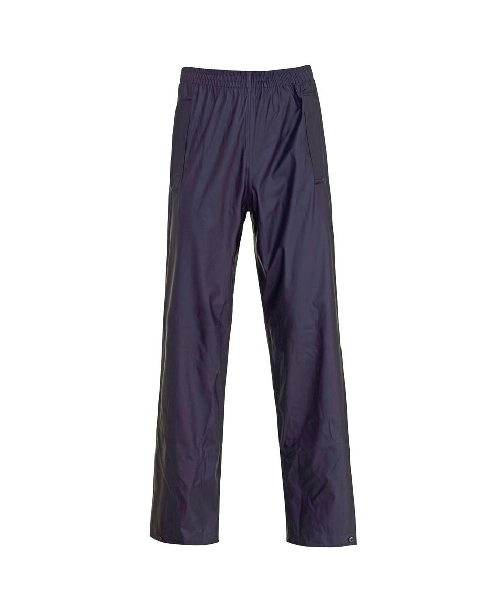 Supertouch Storm-Flex PU Trousers XXXXLarge Blue Ref 19417 *Approx 3 Day Leadtime*