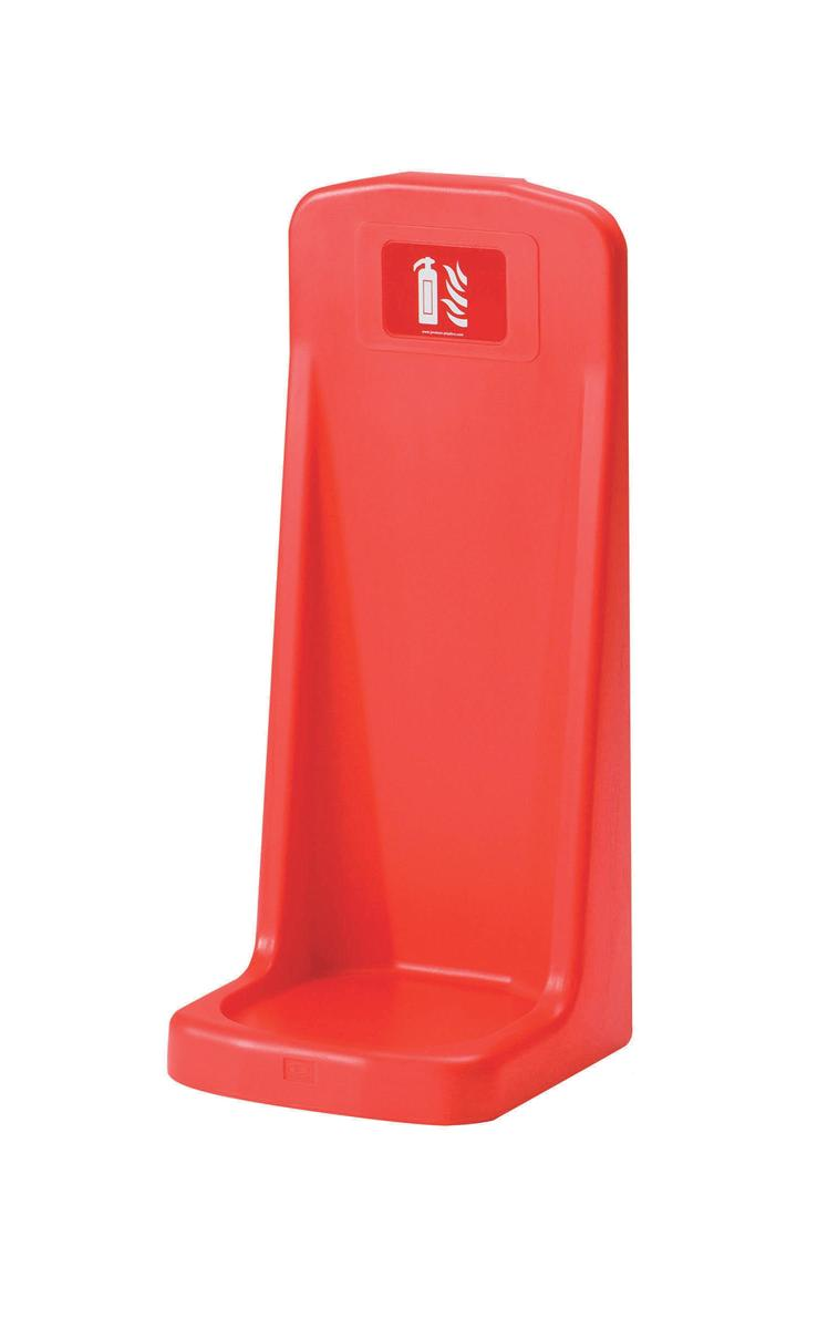 IVG Fire Extinguisher Stand Single Glass-reinforced Plastic W320xD300xH750mm Ref IVGSFSS