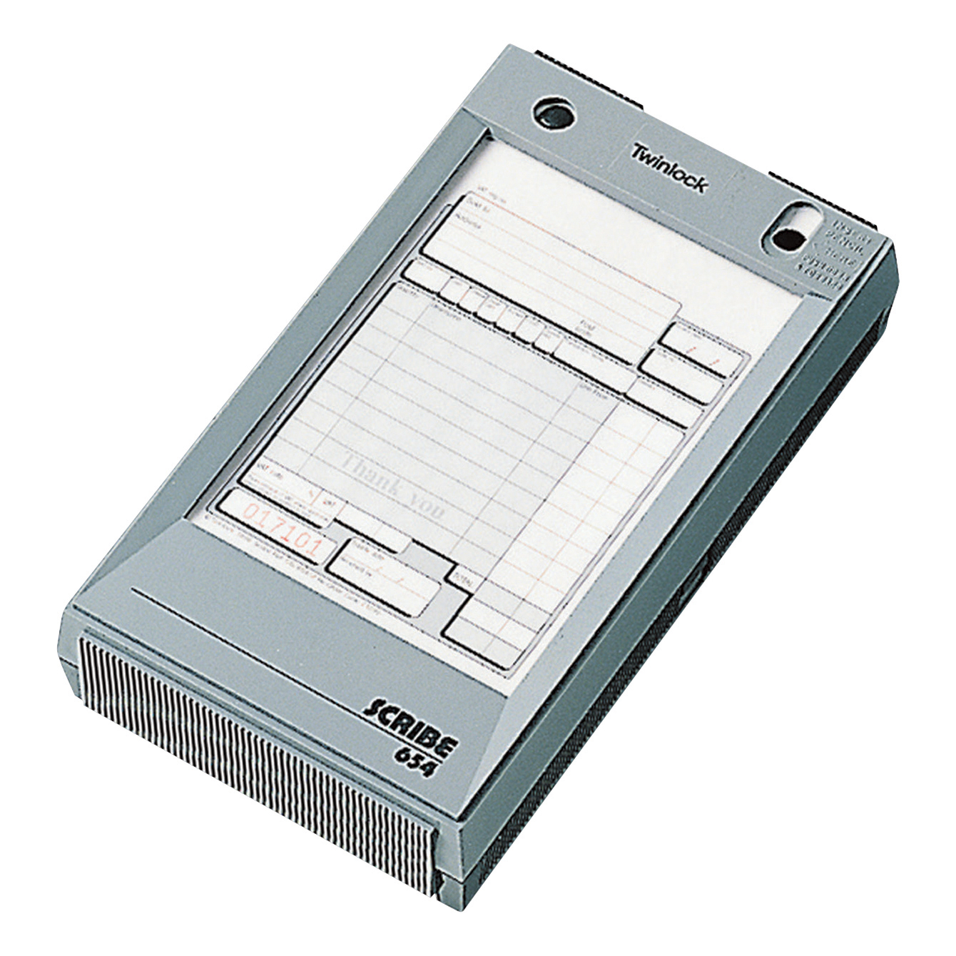 Twinlock Scribe 654 Scribe Register 210x115mm for Business Forms Ref 71000