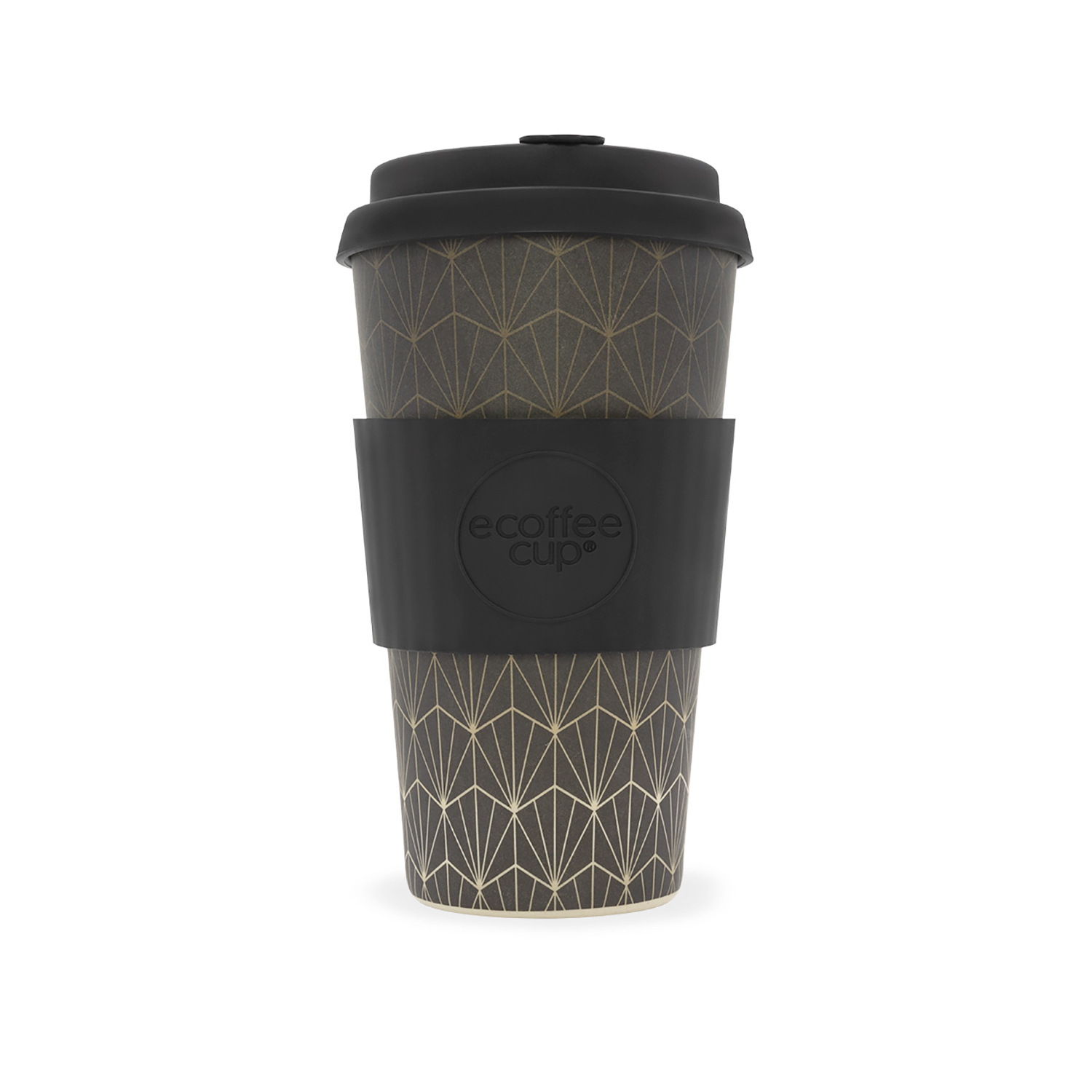 Domestic disposable cups or glasses or lids Ecoffee Eco 16oz Grand Rex Cup Ref 0303026
