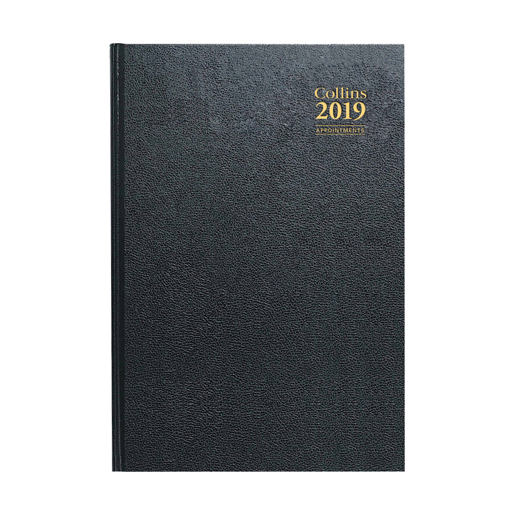 Collins 2020 Desk Diary Day to Page Sewn Binding A5 210x148mm Assorted Ref A53 2020