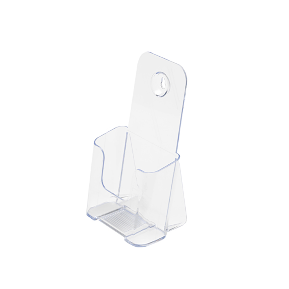 Literature Holder Standard Rigid 1/3xA4 Clear