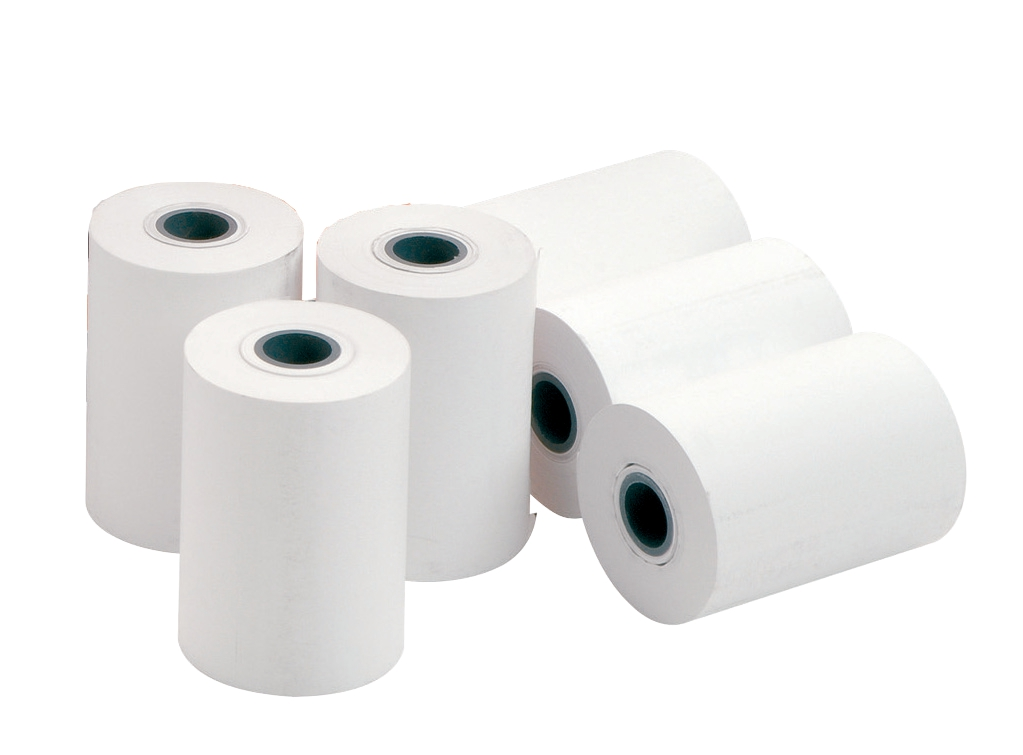 Thermal Printer Roll 58gsm 57x50x12.7mm [Pack 20]
