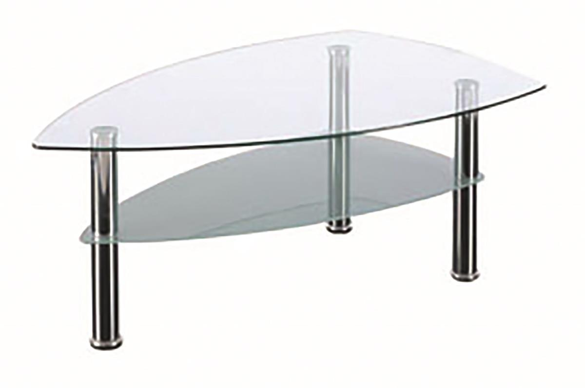 Sonix Boat Glass Table