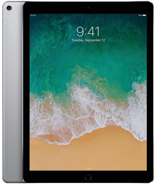 Apple iPad Pro A10X Processor Wi-Fi 64GB 10.5in Retina Display ID Finger Sensor Space Grey Ref MQDT2B/A