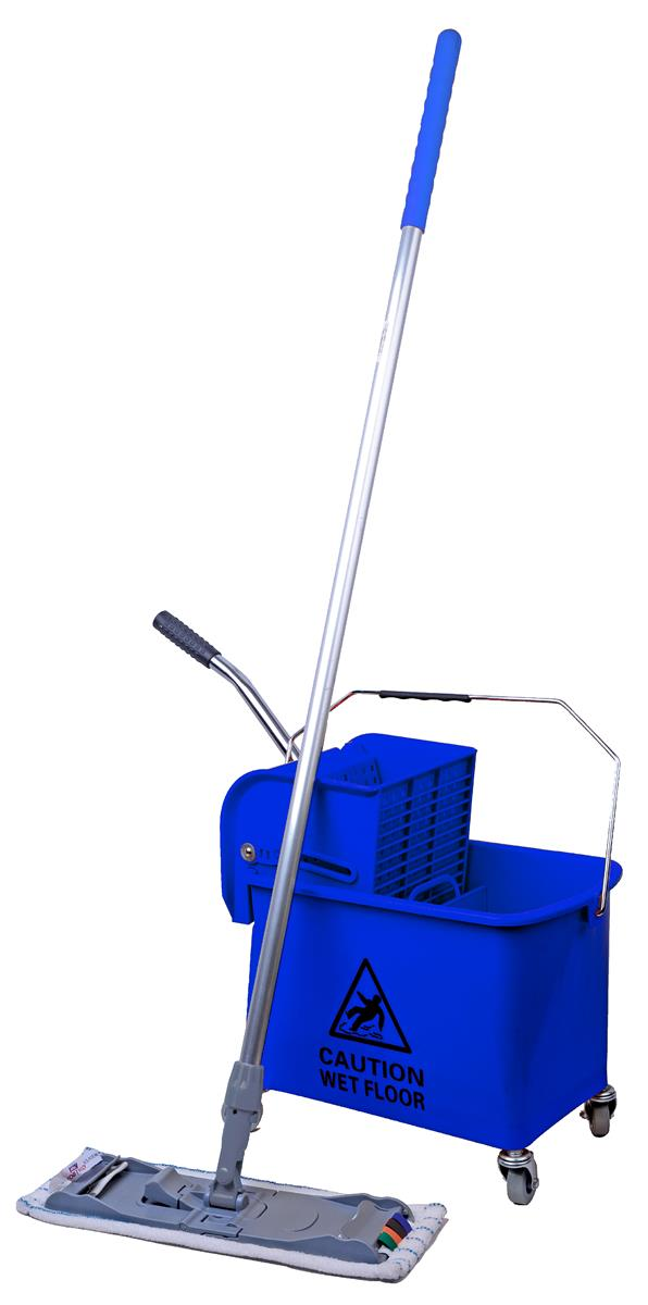 Robert Scott & Sons Microspeedy Mopping System Starter Kit Blue Ref 101284 - Blue KIT
