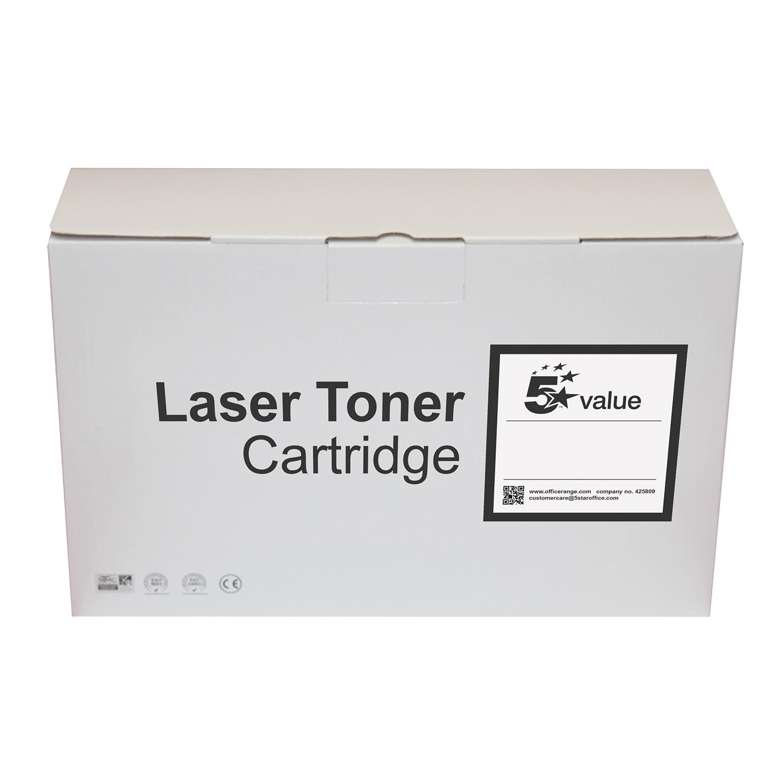 5 Star Value Remanufactured Toner Cartridge Black [Kyocera TK1160 Alternative]