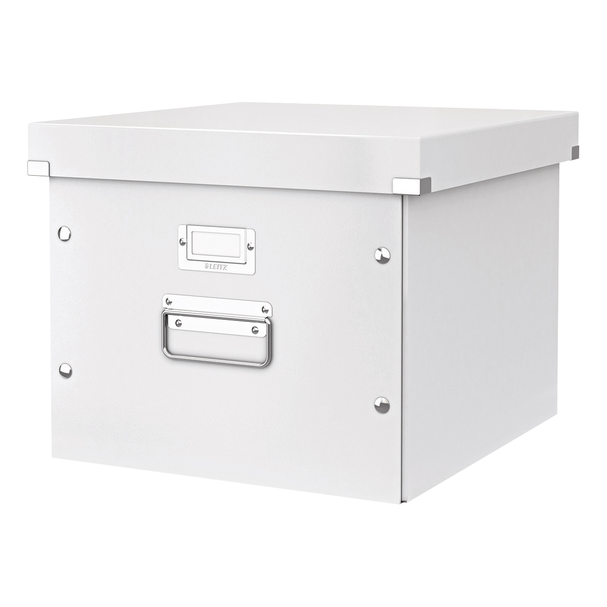 Storage Boxes Leitz Click and Store Archive Box For A4 Suspension Files White Ref 60460001