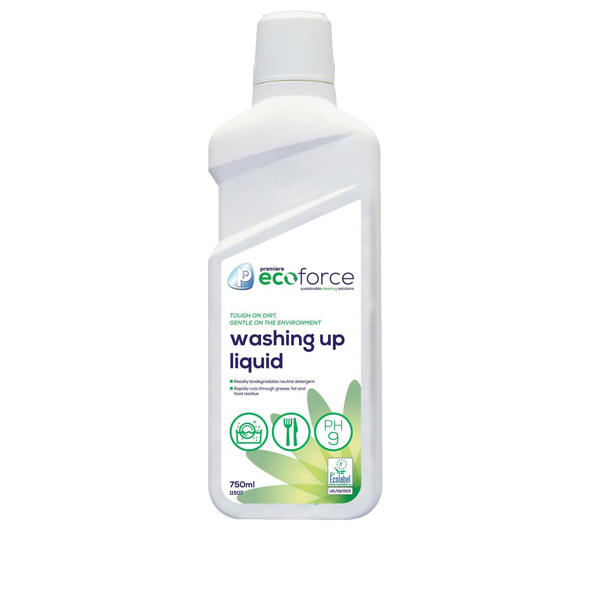 Ecoforce Washing Up Liquid 750ml Ref 11507