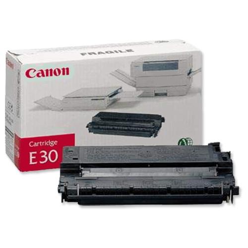 Canon E30 Copier Toner Cartridge Page Life 4000pp Black Ref 1491A003