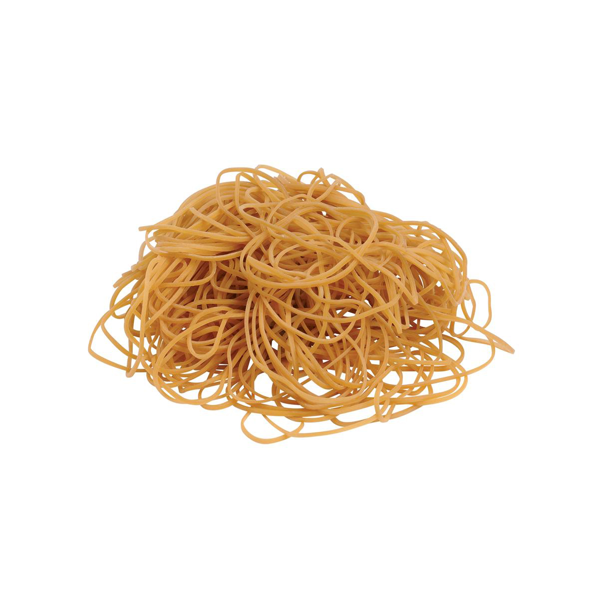 5 Star Office Rubber Bands No.18 Each 76x1.5mm Approx 1600 Bands Bag 0.454kg