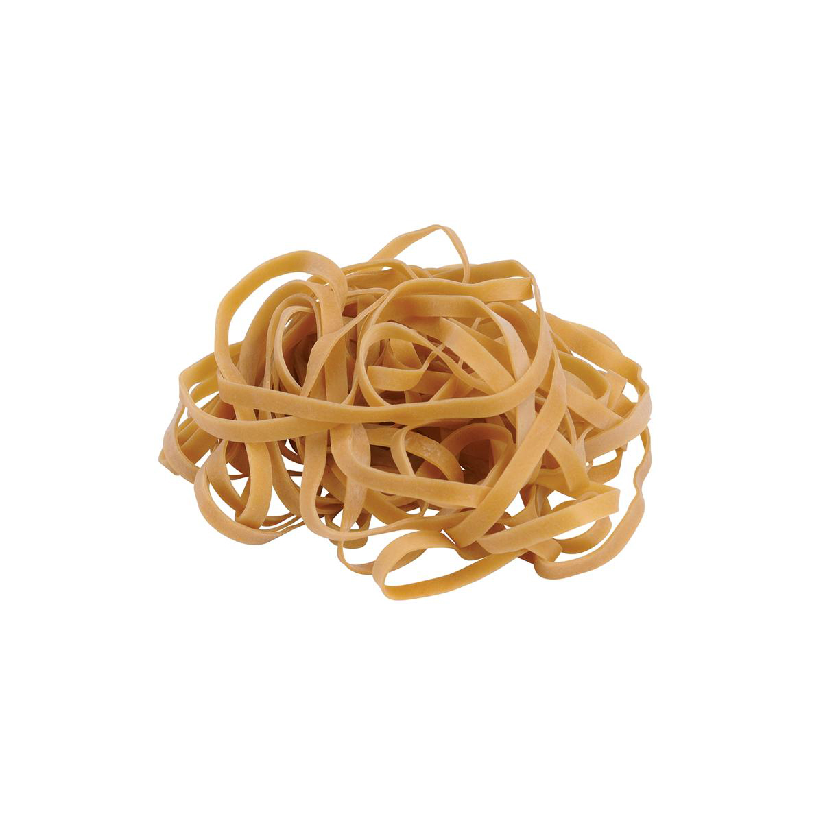 5 Star Office Rubber Bands No.69 Each 152x6mm Approx 141 Bands Bag 0.454kg