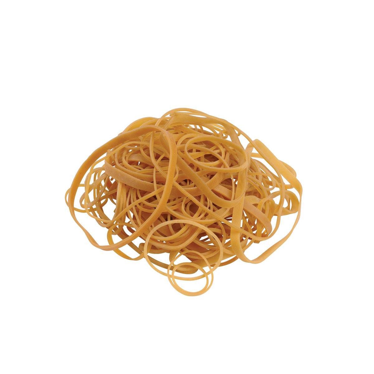 5 Star Office Rubber Bands Assorted Sizes Bag 0.454kg