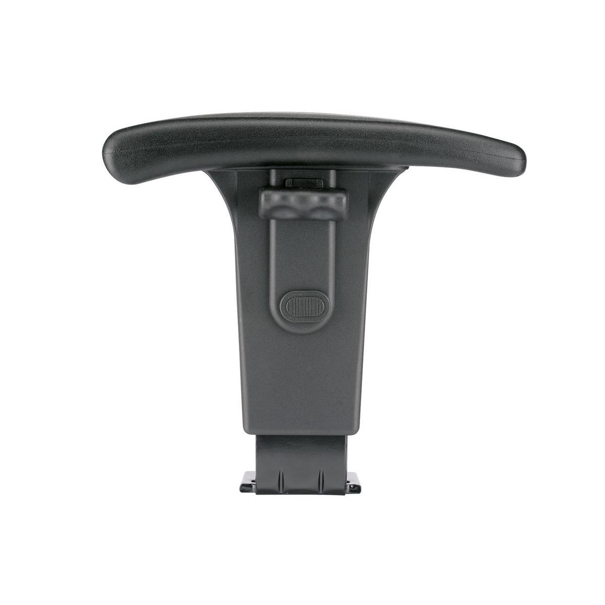 Trexus Optional Chair Arms Height-adjustable Ref 204 HA PU Pair
