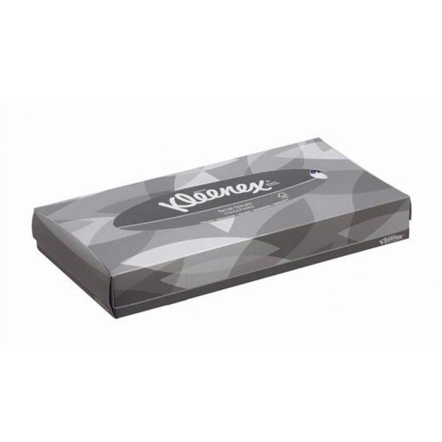 Kleenex Facial Tissues Box 2 Ply 100 Sheets White Ref 8835 21 Boxes
