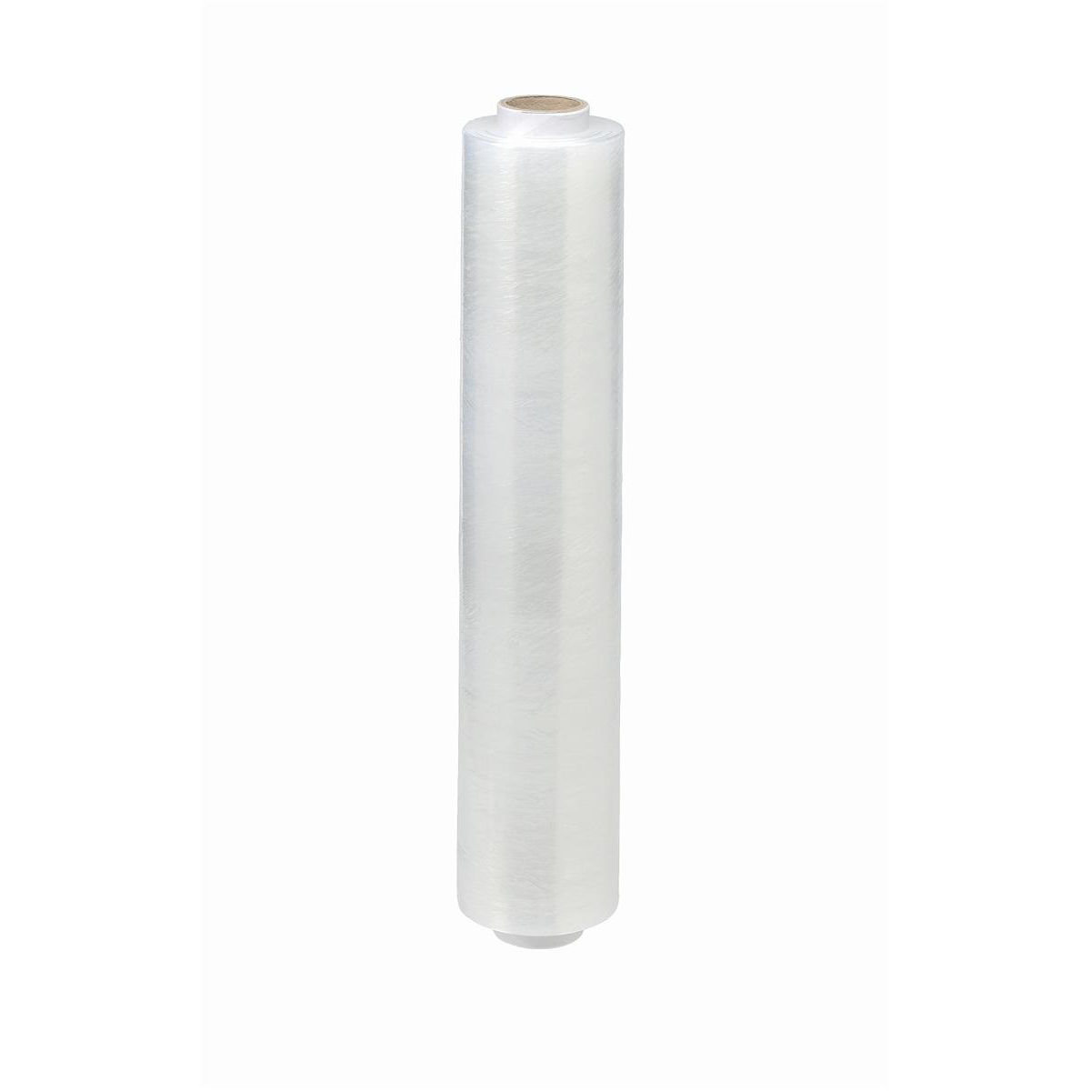 Stretch Film Blown 15 Micron 400mmx250m Clear Pack 6