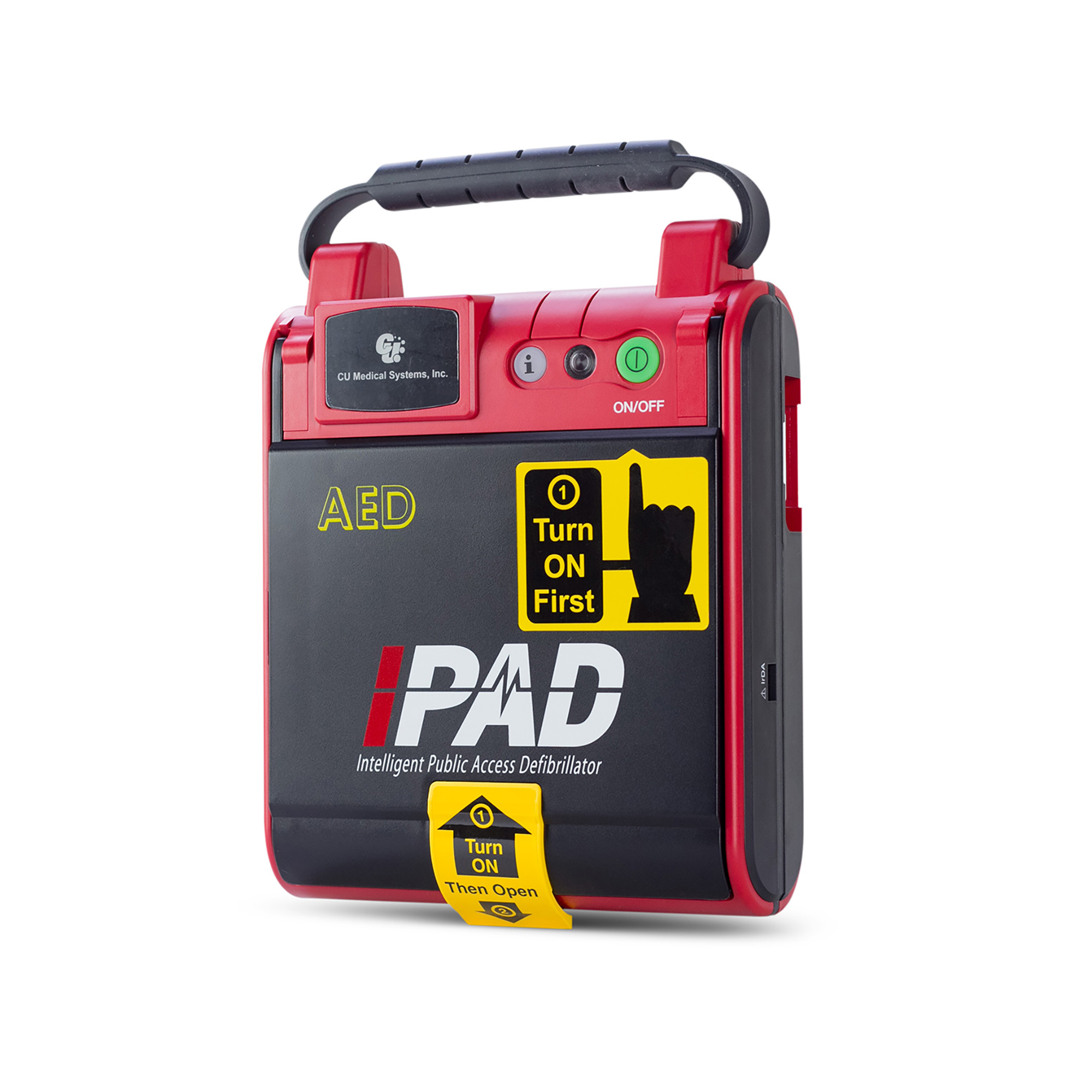 Click Medical NF 1200 Defibrillator with Wall Bracket [Special Offer] Nov 19-Jan 20 *Upto 3 Day Leadtime*