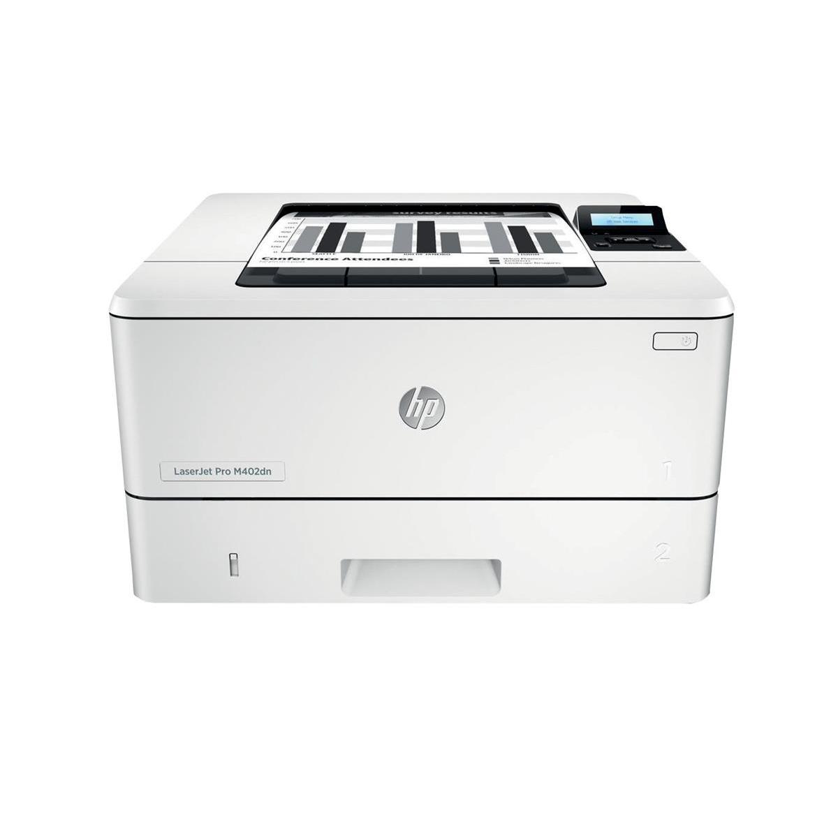 Hewlett Packard HP LaserJet Pro M402dn Mono Laser Printer A4 Ref C5F94A