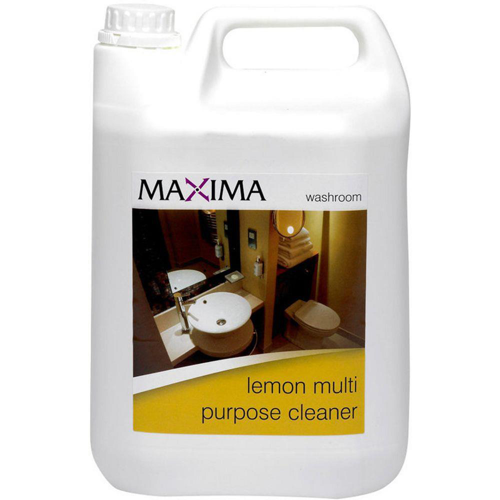 Maxima Lemon All Purpose Cleaner 5Ltr