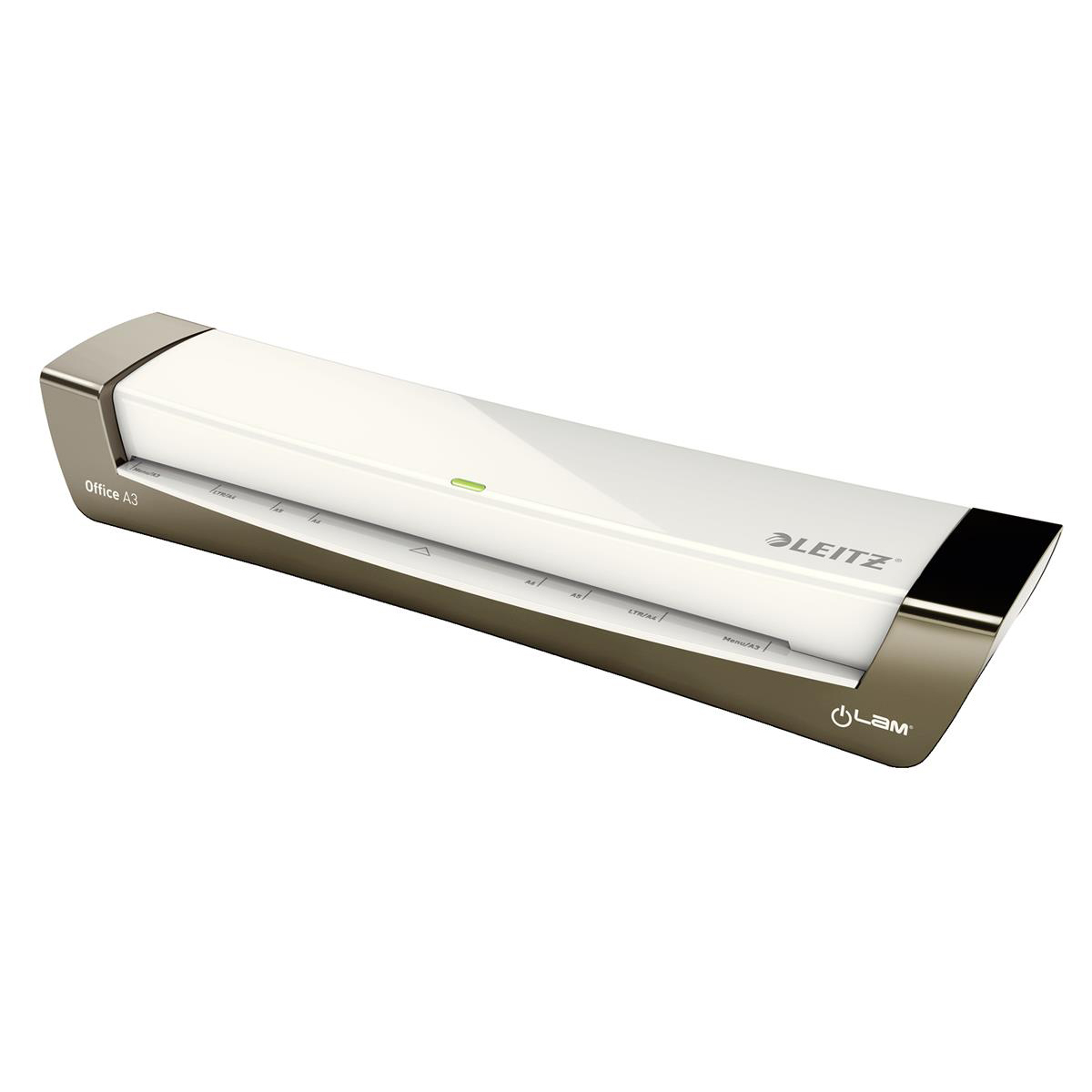 Leitz iLam Office Laminator A3 Silver Ref 72531084 and Pouches Ref 74860000 [Redemption] May-Sep 2018