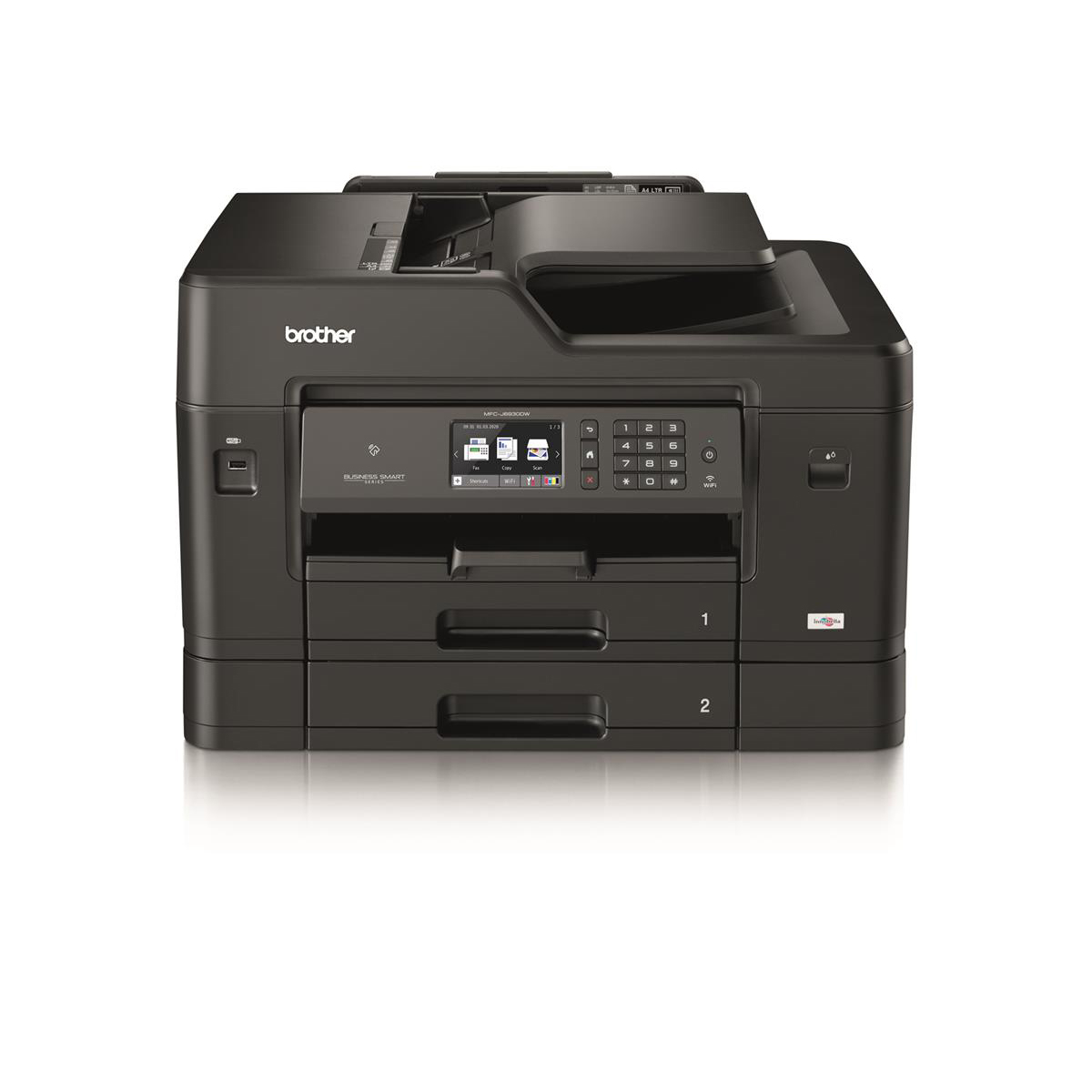 Multi function printers Brother Colour Multifunction A3 Inkjet Printer Ref MFCJ6930DWZU1