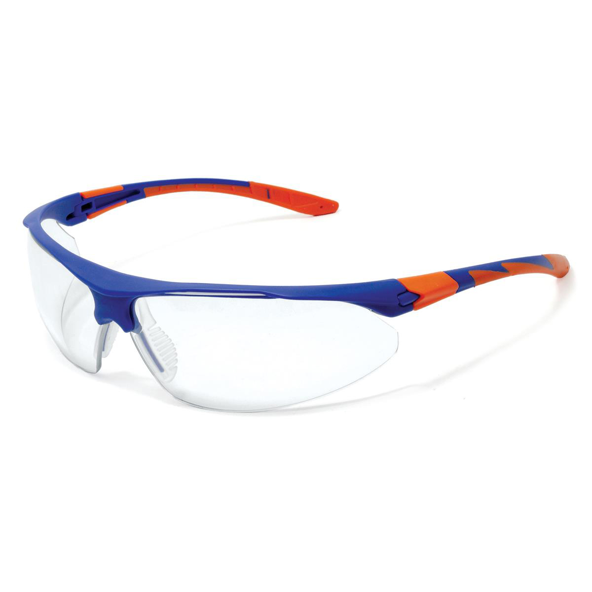 JSP Stealth 9000 Safety Spectacles Adjustable 25g EN166 1.F. Standard Ref ASA770-15N-800