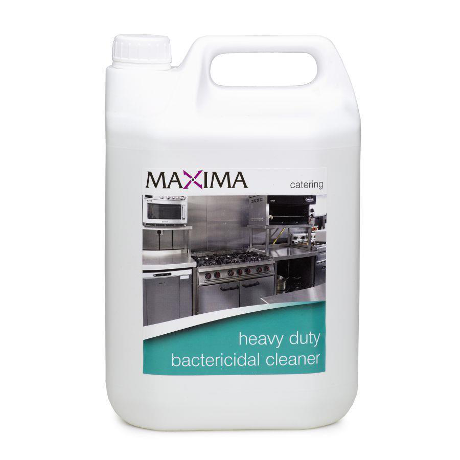 Maxima Bacterial Cleaner Heavy Duty 5 Litre Ref 1014026