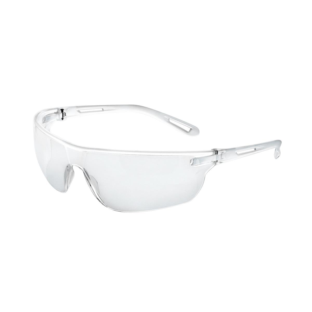 Safety glasses JSP Stealth Safety Spectacles Ultra Thin Lenses 16g EN166 1.F Clear Ref ASA920-161-300