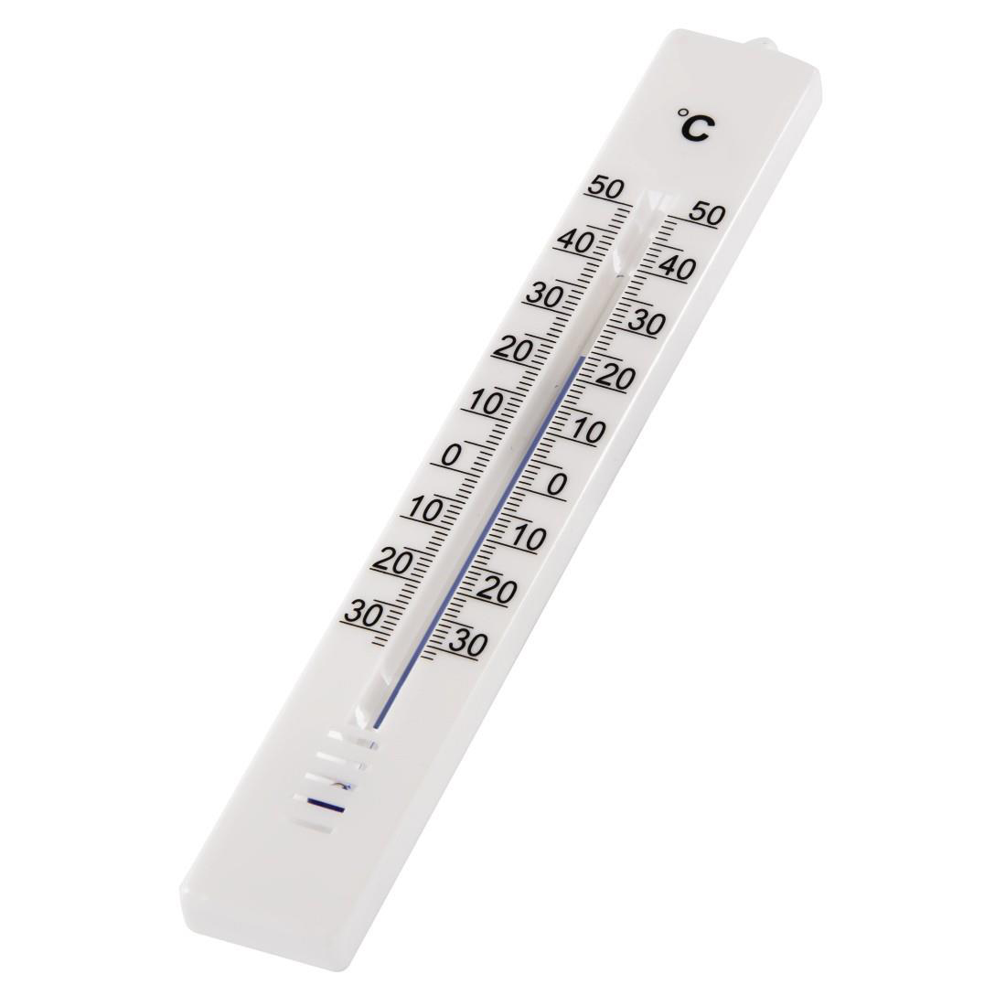 Image for Hama Thermometer Indoor/Outdoor Use 18cm Ref 136282