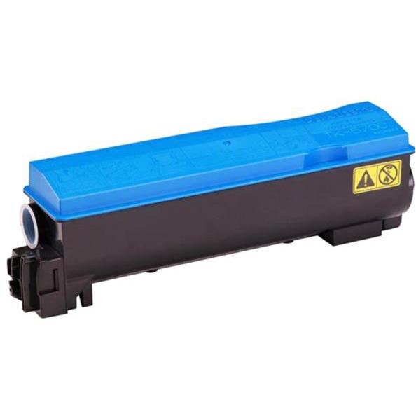 Kyocera TK-570C Toner Cartridge Page Life 12000pp Cyan Ref 1T02HGCEU0