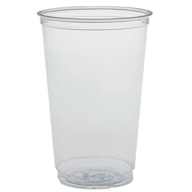 Tumbler Plastic 20oz 568ml PET Ultra Clear Ref TN20 [Pack 50]