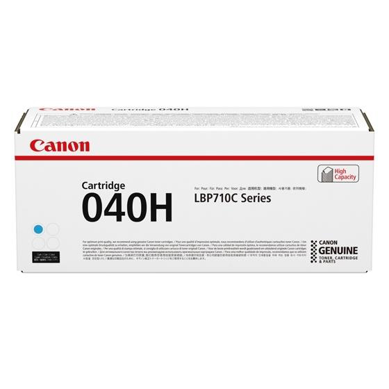 Canon 040H Laser Toner Cartridge High Yield Page Life 10000pp Cyan Ref 0459C001