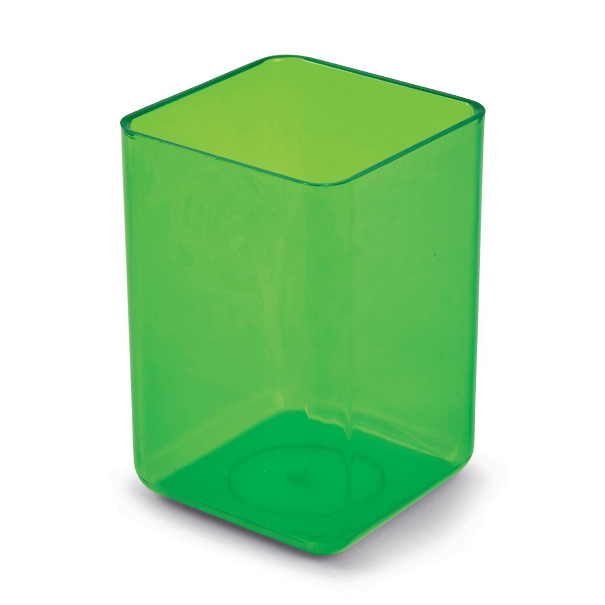 Executive Pen Tidy 1 Compartment Polystyrene Ice Green