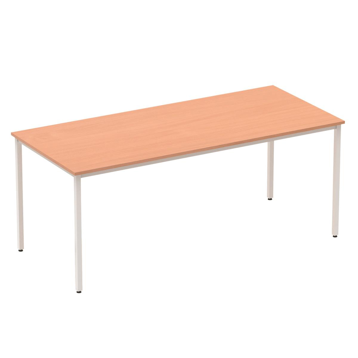 Image for &Trexus Table 1800mm Bch/Slv