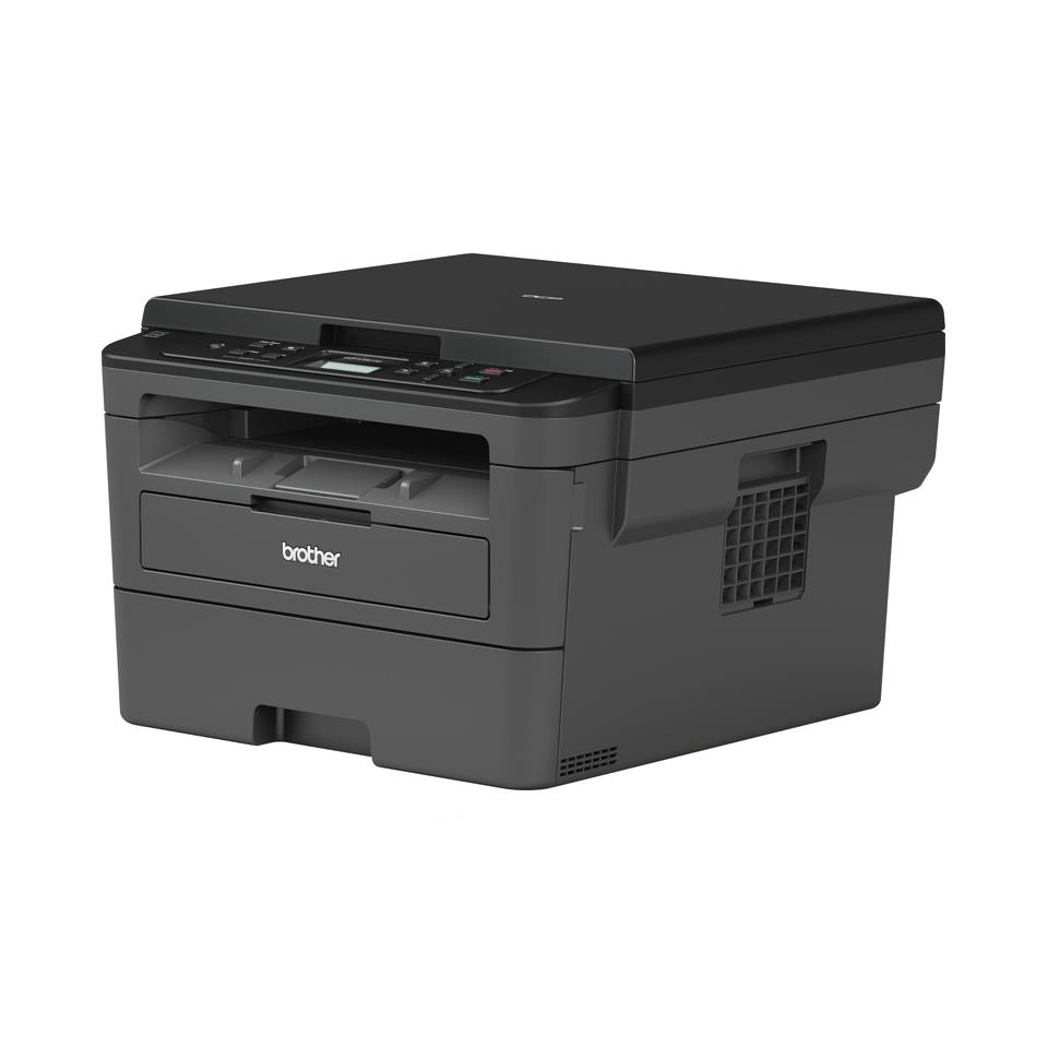 Brother DCP-L2510D Mono Laser Multifunction Printer 30ppm Mono USB Connection Black Ref DCPL2510DZU1