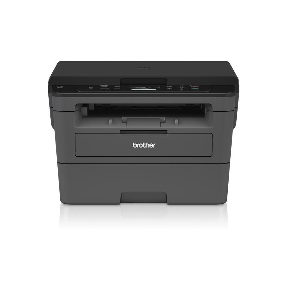 Brother DCP-L2510D Mono A4 Laser Multifunction Printer USB Connection Ref DCPL2510DZU1