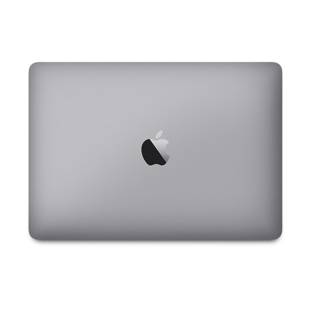 Apple MacBook Mac OS Wi-Fi 8GB RAM 512GB SDD 12-hour Battery 12in Space Grey Ref MNYG2B/A