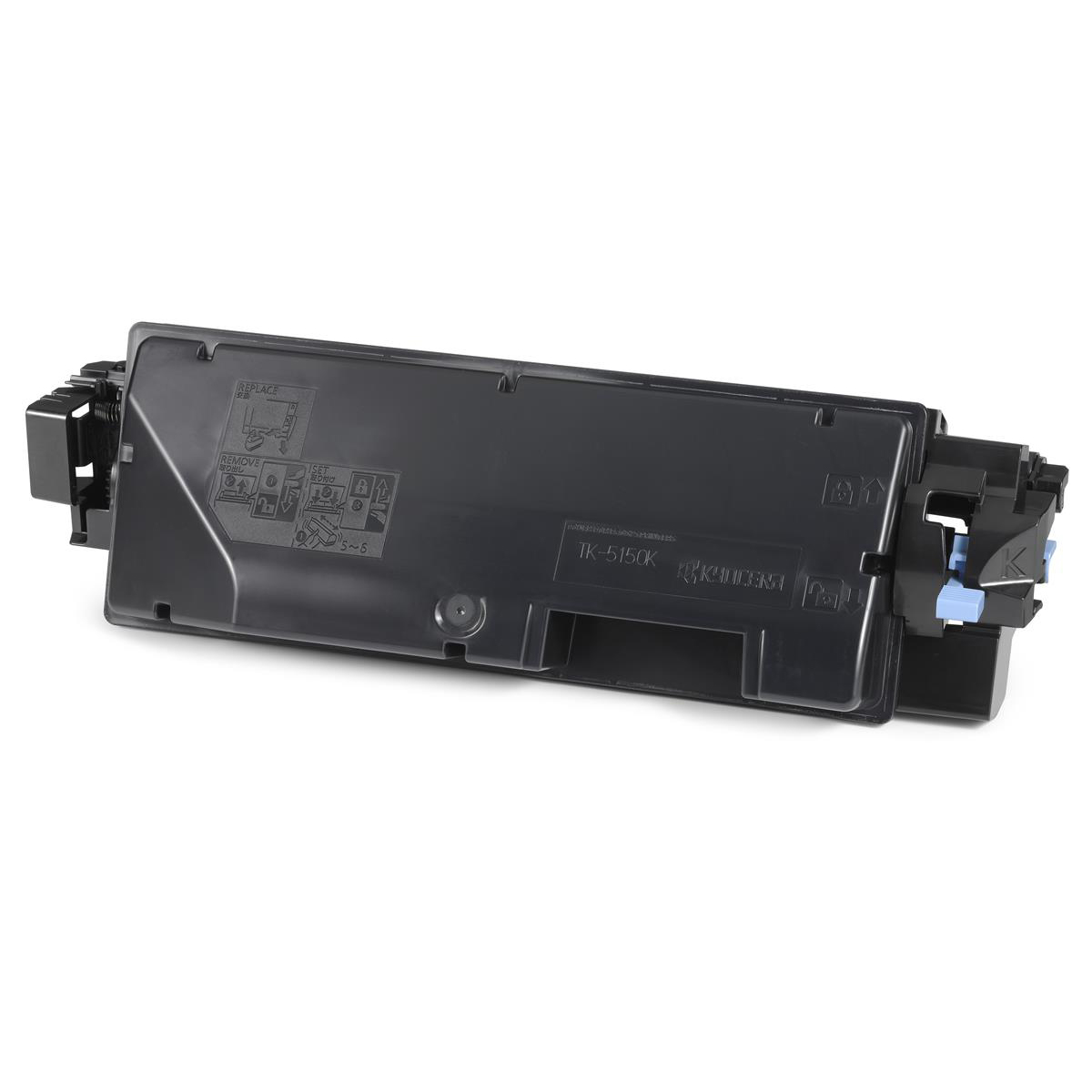Kyocera TK-5150K Laser Toner Cartridge Page Life 12000pp Black Ref 1T02NS0NL0 3to5 Day Leadtime