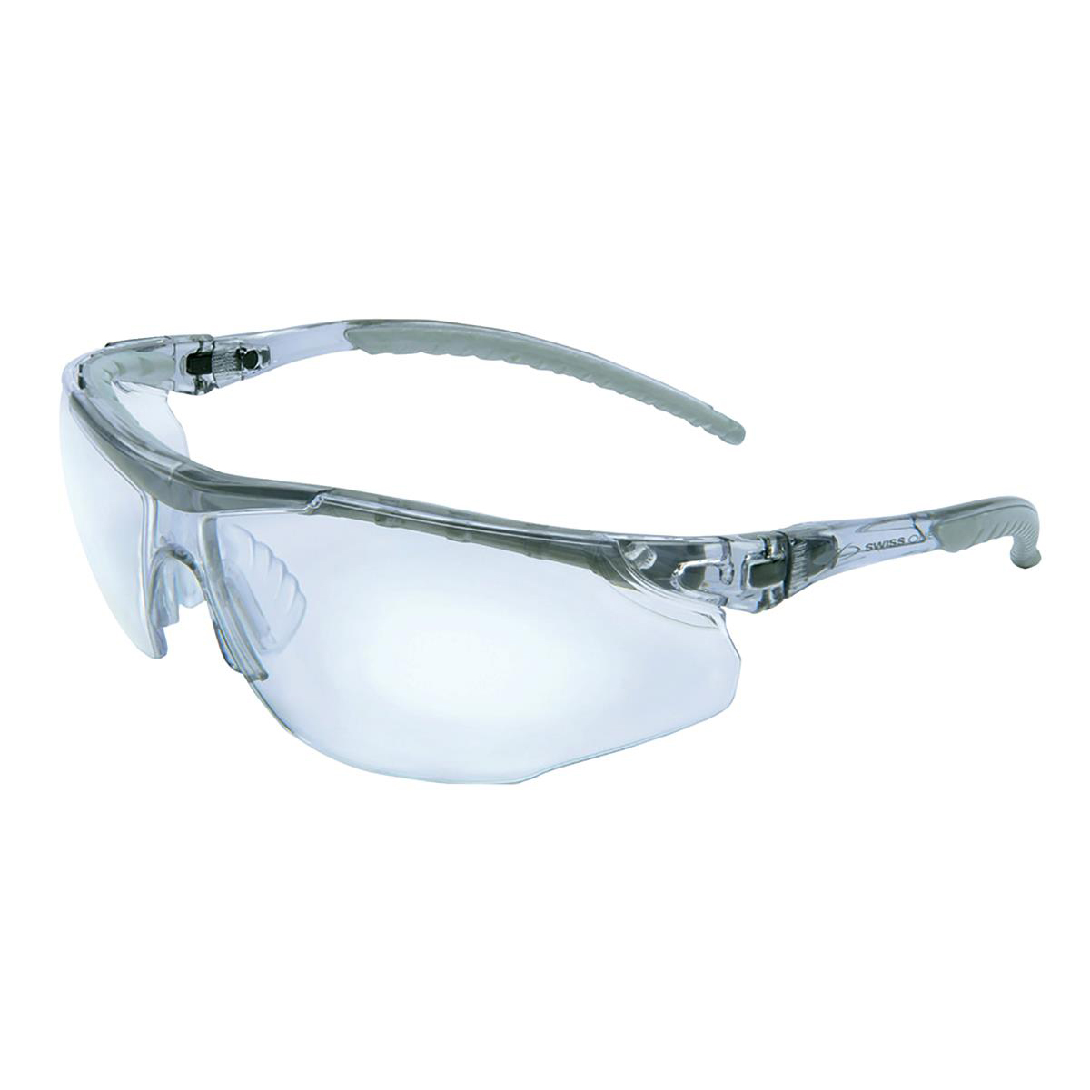 JSP Cayman Safety Spectacles Adjustable with Cord Clear Ref 1CAY23C